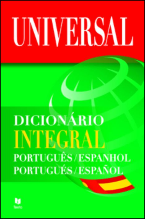 Dicionário Integral Português/Espanhol