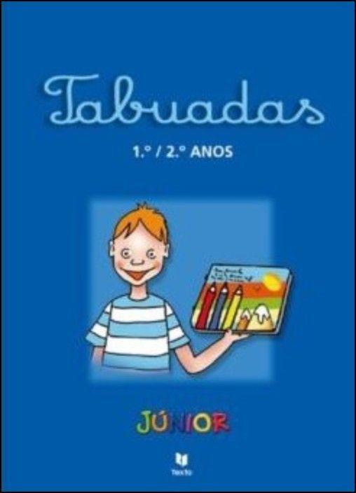 Caderno Tabuadas 1º / 2º Anos