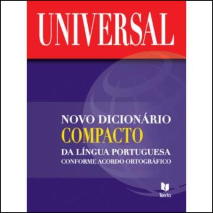 Novo Dicionário Compacto da Língua Portuguesa