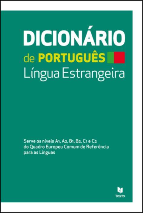 Dicionário de Português - Língua Estrangeira