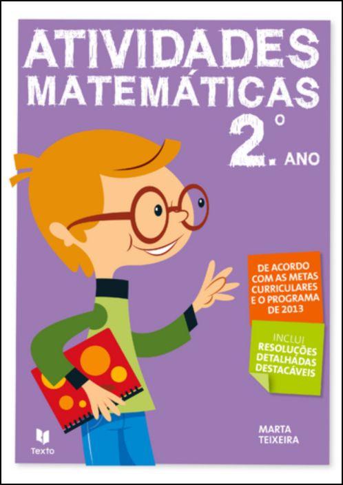 Atividades Matemáticas 2.º Ano
