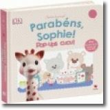 Sophie la Girafe - Parabéns, Sophie! Pop-Ups Cucu!