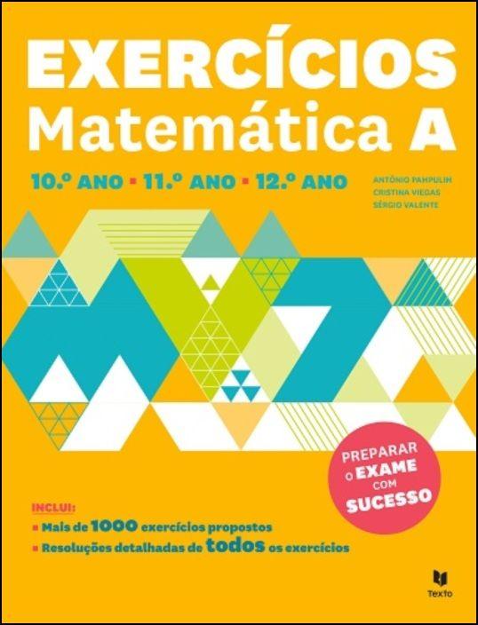 Exercícios Matemática A 10-11-12