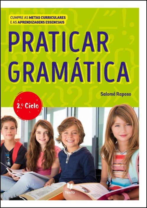 Praticar Gramática - 2.º Ciclo