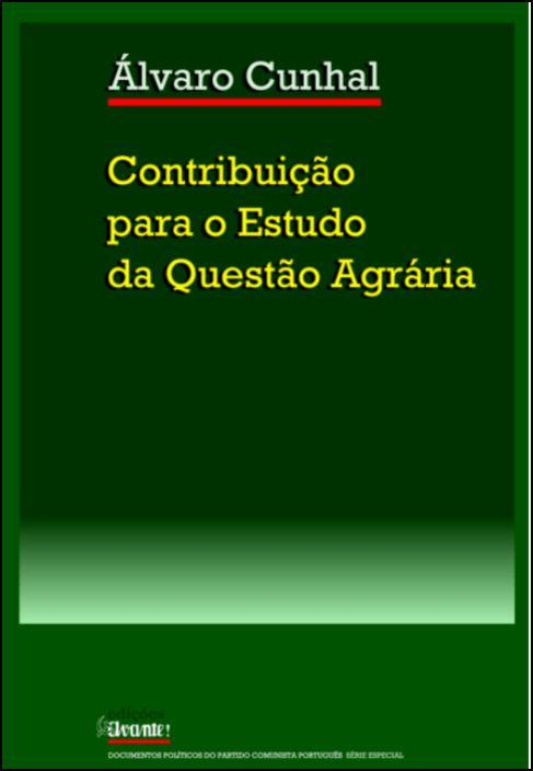Contribuição para o Estudo da Questão Agrária