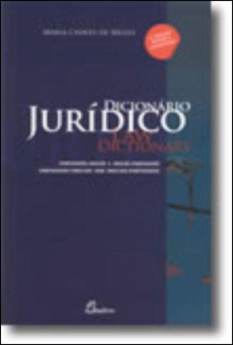 Dicionário Jurídico (Português-Inglês; Inglês-Português)