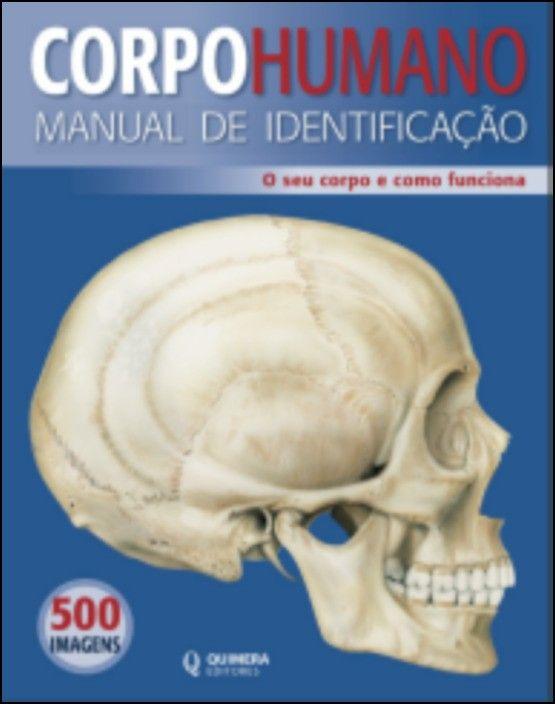 Corpo Humano - Manual de Identificação