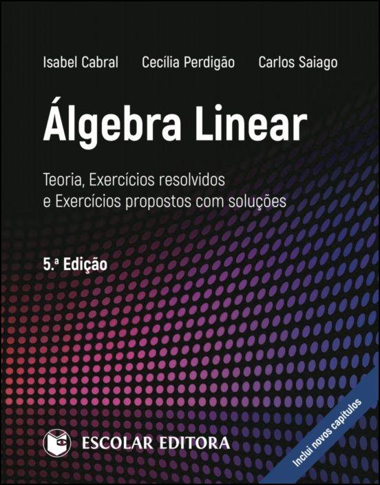 Álgebra Linear 5ª Edição