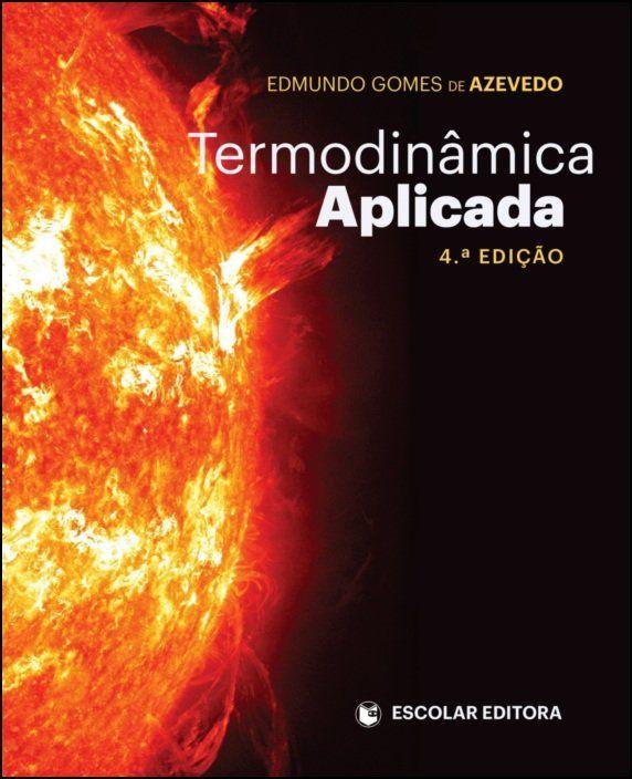 Termodinâmica Aplicada 4ª Edição