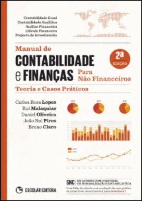 Contabilidade e Finanças para Não Financeiros