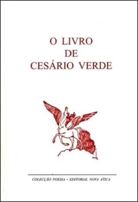 LIVRO DE CESÁRIO VERDE