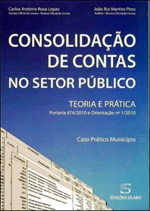 Consolidação de Contas no Setor Público