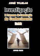 Investigação - O Processo de Construção do Conhecimento