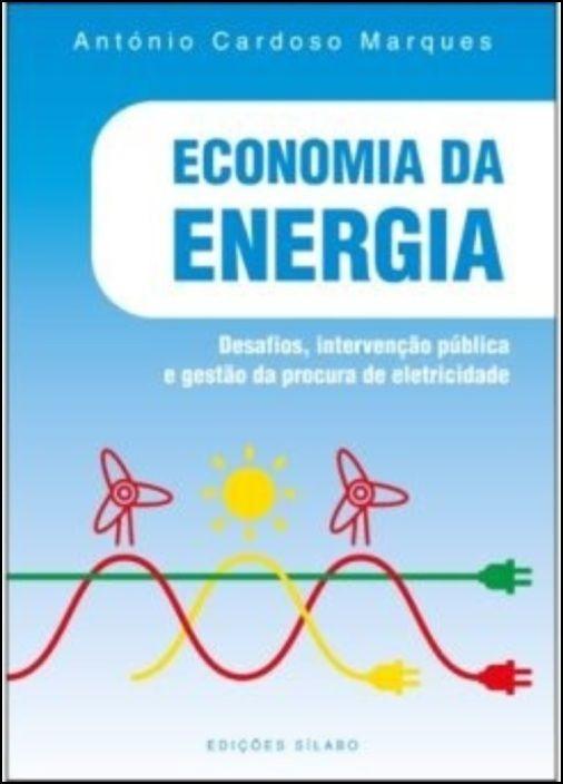Economia da Energia - Desafios, Intervenção Pública e Gestão da Procura de Eletricidade