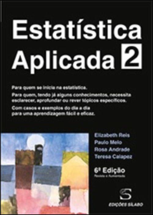 Estatística Aplicada - Vol. 2