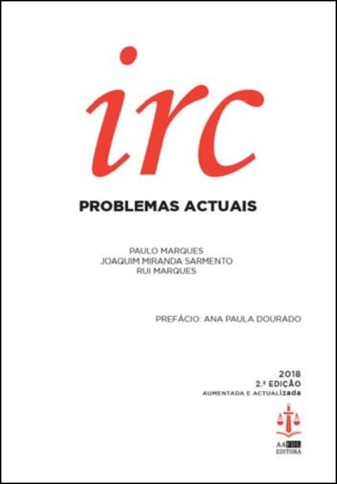 IRC - Problemas Actuais