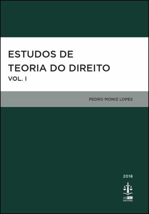 Estudos de Teoria do Direito - Volume I