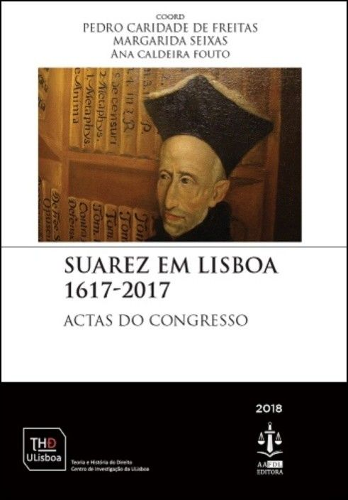 Suarez em Lisboa - 1617-2017