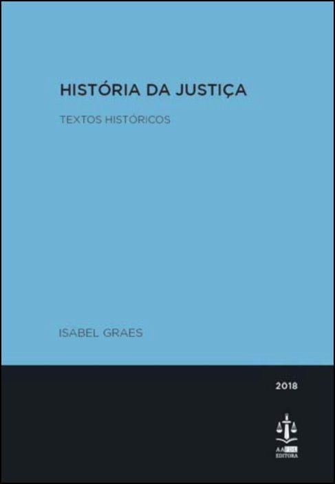 História da Justiça - Textos Históricos