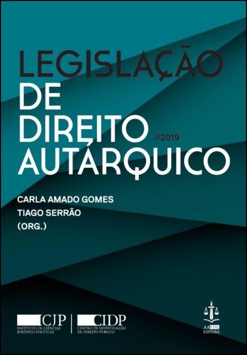 Legislação de Direito Autárquico