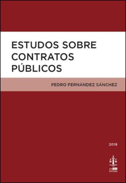 Estudos sobre Contratos Públicos