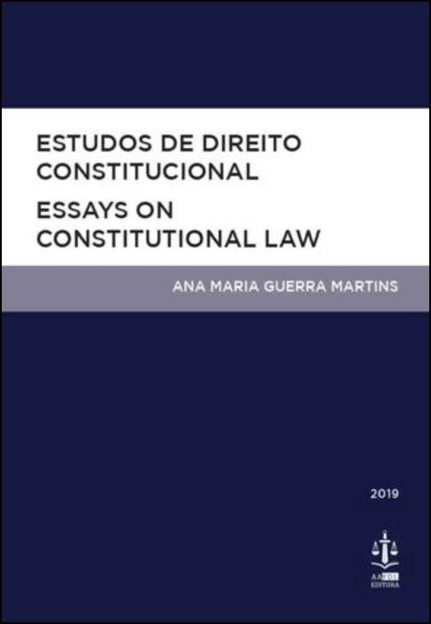 Estudos de Direito Constitucional - Essays on Constitutional Law