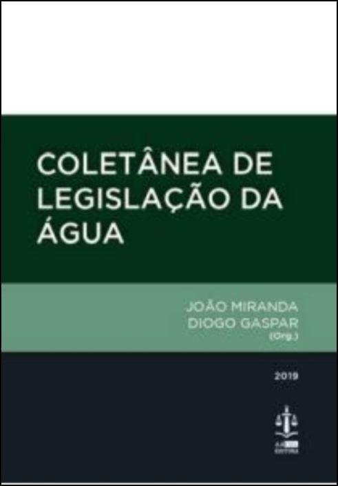Coletânea de Legislação da Água
