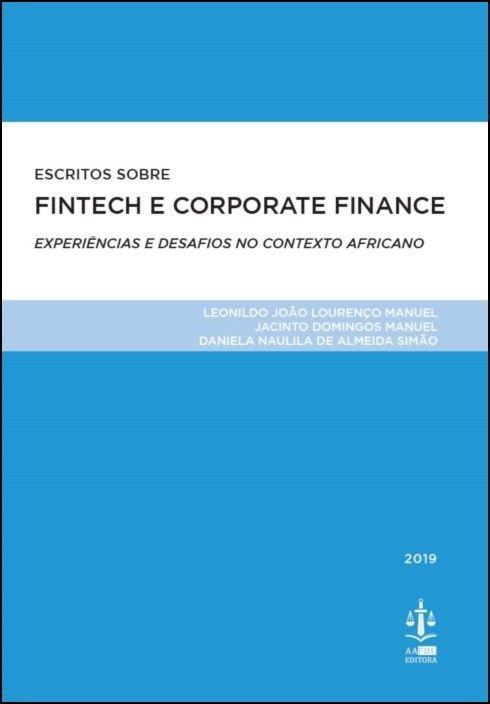 Escritos sobre Fintech e Corporate Finance