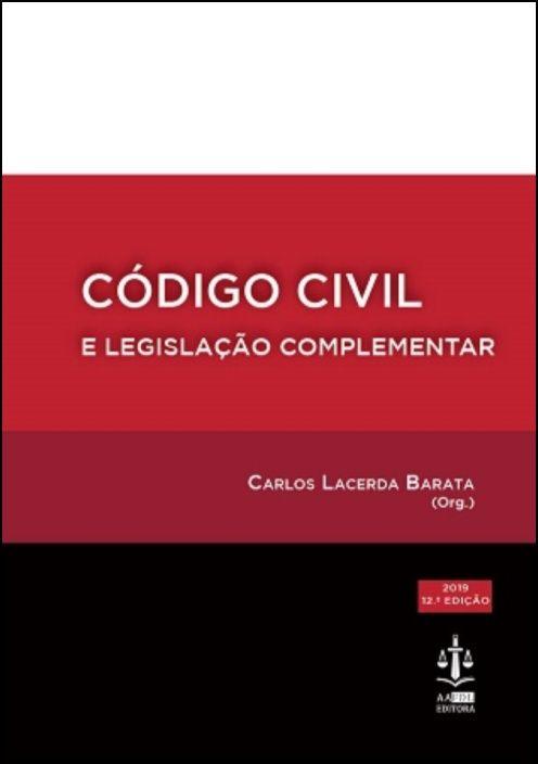 Código Civil e Legislação Complementar