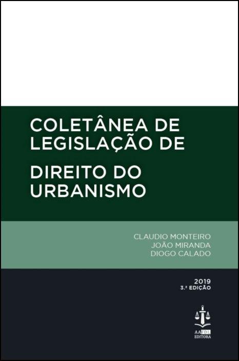 Coletânea de Legislação de Direito do Urbanismo