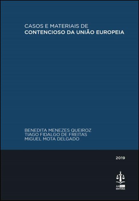 Casos e Materiais de Contencioso da União Europeia