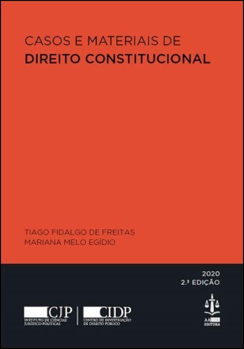 Casos e Materiais de Direito Constitucional