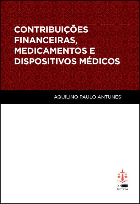 Contribuições Financeiras, Medicamentos e Dispositivos Médicos