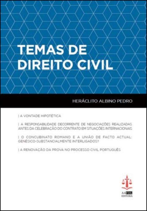 Temas de Direito Civil
