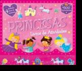 Princesas - Livros de Atividades