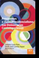 Presidentes e (Semi)Presidencialismo nas Democracias Contemporâneas