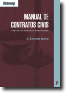 Manual de Contratos Civis - Vertentes Romana e Portuguesa