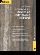Novos Estudos de Direito do Património Cultural - Tomo I