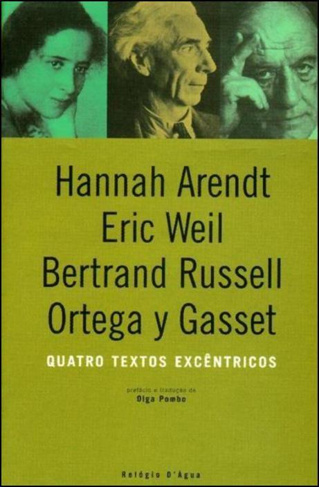 Quatro Textos Excêntricos