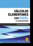 Cálculos Elementares com Excel - 74 Exercícios