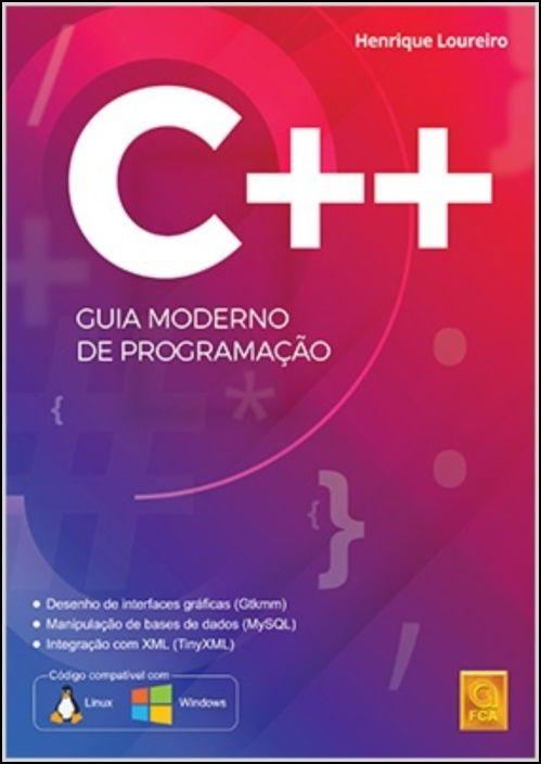 C++ - Guia Moderno de Programação