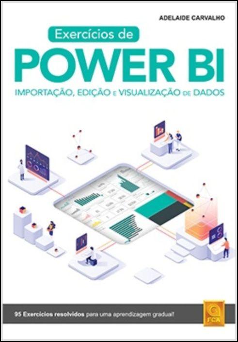 Exercícios de Power BI - Importação, Edição e Visualização de Dados