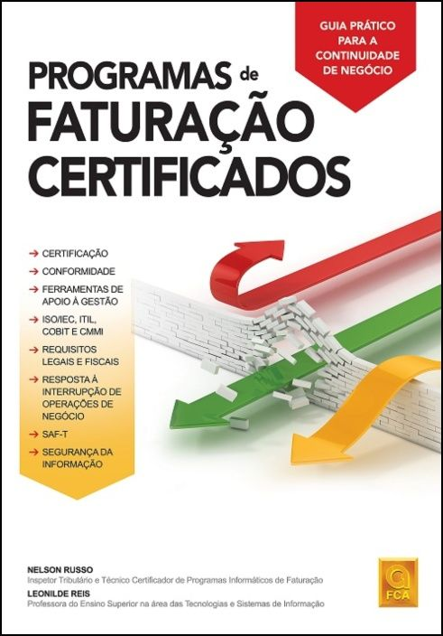 Programas de Faturação Certificados - Guia Prático para a Continuidade de Negócio