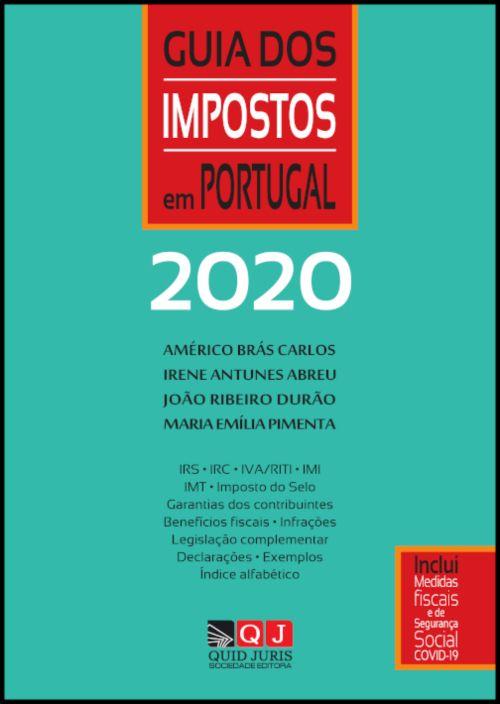 Guia dos Impostos em Portugal - 2020