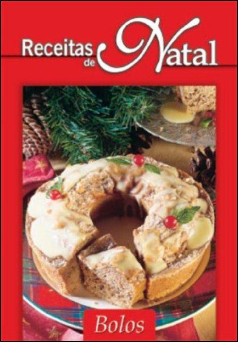 Receitas de Natal - Bolos