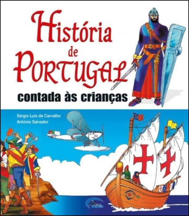 História de Portugal Contada às Crianças