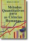 Métodos Quantitativos para as Ciências Humanas