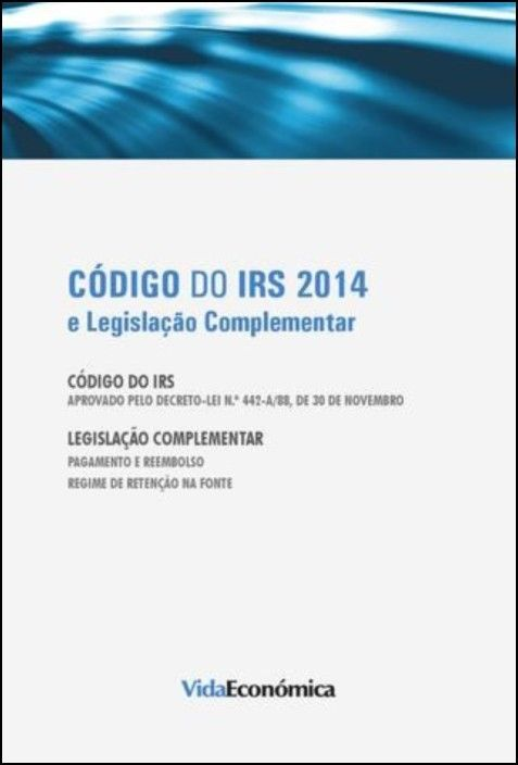 Codigo do IRS 2013