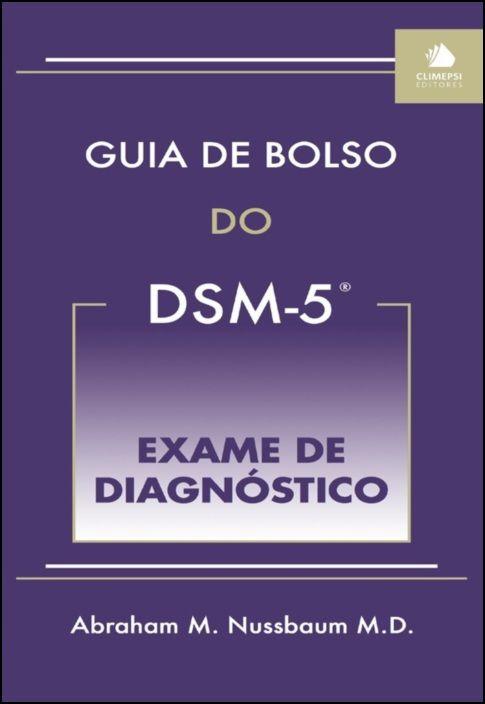 Guia de Bolso do DSM-5 - Exame de Diagnóstico