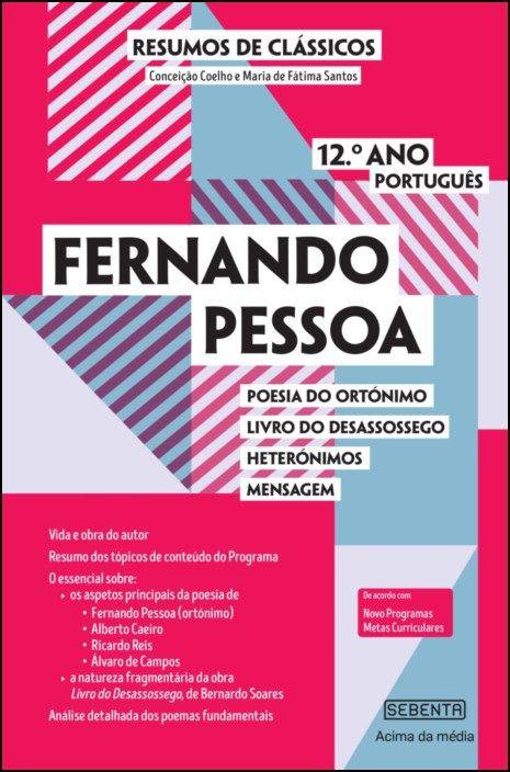 Resumo de Clássicos - Fernando Pessoa